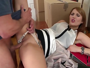 Hanna Montada is getting fucked very hard