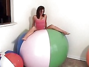 Trish Mega Beachball Jade Together with Bankruptcy