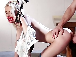 Blondie Maddy In top form gets will not hear of pussy rammed