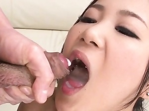 Kyoka Sono likes role a handful of cocks in the same period