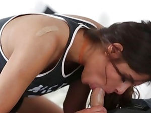 Katya Rodriguez got will not hear of pussy drilled