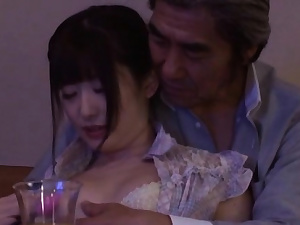 Young chick gets smooth-shaven cum-hole porked in lots of poses