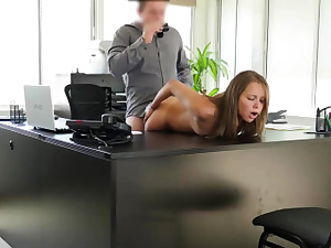 VIP4K. Nubile submissively has sex for cash
