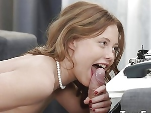 Stunnnig Light-haired Teen Shakila Asti Has Her Ass-hole Opened up