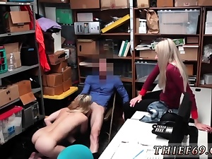 Blonde cougar assfucking ginormous cock A mummy and crony's stepdaughter