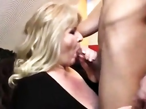 Mature makes a desire of never ending fucking a reality