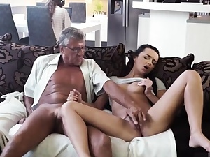 Older dude maid What would you prefer - computer or your