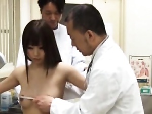 Bush-league japanese slut goes less adulterate