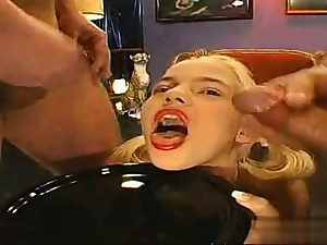 Hot boyfriend irritant creampie